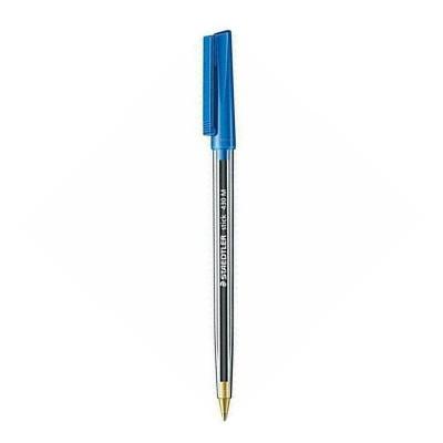 Stylo à bille staedler bleu