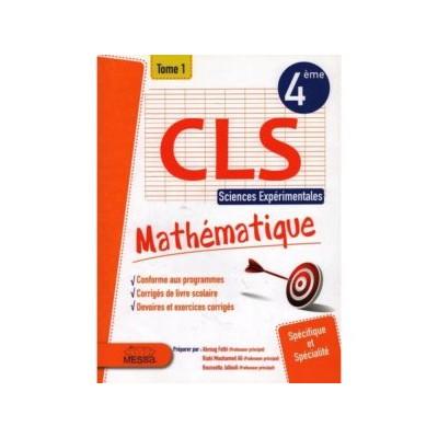 4 éme section Math TOM1