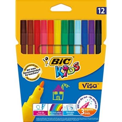 BIC KIDS VISA 12