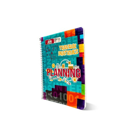 CAHIER TP 300 PAGES GM